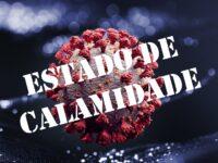 ESTADO DE CALAMIDADE – NOVAS MEDIDAS